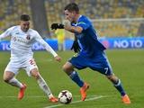 Беньямин Вербич — лучший игрок матча «Динамо» — «Верес»