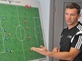 Во вторник Шевченко будет представлен в качестве нового тренера сборной