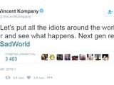 Венсан Компани о Трампе: «Давайте дадим власть всем идиотам по всему миру...»