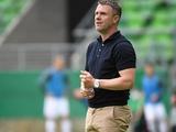 СМИ: Сергей Ребров взял время на размышления после предложения возглавить сборную Украины