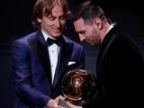 Модрич — об отсутствии Роналду на церемонии награждения: «Футбол заключается вуважении»
