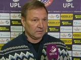 Юрий Калитвинцев: «Жалко работу моих футболистов»