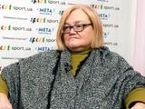Светлана Лобановская: «Никто нас на турнир не приглашал. Позвонил Протасов и мимоходом спросил: «Ну так вы придете?»