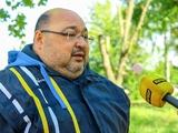 Врач сборной Украины Худаев: «Есть опасность травматизации, но все в одинаковых условиях»