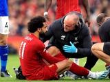 Салах избежал тяжелой травмы в матче с «Лестером»