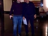 Шаблий анонсировал возвращение Луческу к тренерской работе