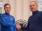 «Львов» расстался с экс-вратарем сборной Украины