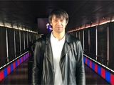 Александр Шовковский на «Камп Ноу»: «Есть что вспомнить...» (ФОТО)