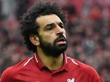 Салах — о голе в ворота «Челси»: «Повезло, что мяч полетел в девятку»