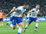Денис Попов — лучший игрок матча «Динамо» — «Шахтер» по мнению болельщиков