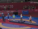 #Olympics #Tokyo2020 2-ге срібло здобуває наш борець для України !