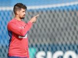 Бывший защитник «Динамо» Леандро Алмейда вернулся из Аргентины в Бразилию