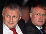 Братья Суркисы вместе с Луческу посетят все матчи сборной Украины на групповом этапе Евро-2020