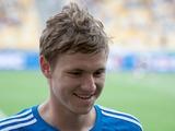 Владислав Калитвинцев — лучший игрок матча «Металлург» Д — «Динамо»