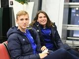 Цитаишвили в составе «Динамо U-19» отправился в Грецию на матч юношеской ЛЧ с ПАОКом