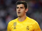 Куртуа пропускает в «Реале» больше одного гола за матч