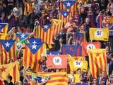 «Барселона» поддержала каталонских политзаключенных