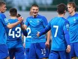 «Динамо» проведет открытую тренировку на стадионе им. Валерия Лобановского перед возобновлением чемпионата