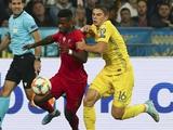Нелсон Семеду: «У сборной Украины хорошая команда, но мы заслуживали большего»