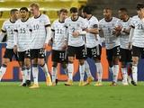 Заявка сборной Германии на матч со сборной Украины