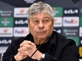 «Динамо» — «Брюгге» — 1:1. Послематчевая пресс-конференция. Луческу: «Результат 0:0 был бы для нас лучшим»