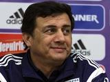 Христакис ХРИСТОФОРУ: «Постараемся обыграть сборную Украины!»