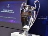 Результаты жеребьевки заключительных стадий плей-офф Лиги чемпионов