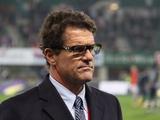 Капелло о «Роме»: «Одного значимого тренера недостаточно, нужны еще и игроки»