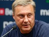 Александр Хацкевич — после 0:5 от «Краснодара»: «Принимаем этот результат, но голову пеплом не посыпаем»