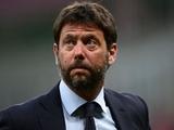 Президент «Ювентуса» Аньелли ушёл с поста главы Ассоциации европейских клубов