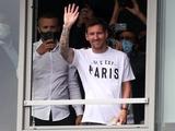 Менее чем за час ПСЖ продал 250 тыс. футболок с именем Месси