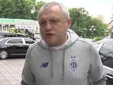 Игорь Суркис: «Я получил огромное удовольствие от того, что футбол начался»