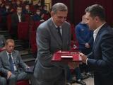 Указ Президента Украины о награждении государственными наградами ветеранов команды «Динамо»