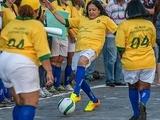 Бразильские проститутки сыграли в футбол