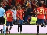 Сборная Испании выиграла все матчи на «Сантьяго Бернабеу» в XXI веке