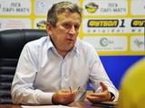 Президент «Ворсклы»: «Полным ходом идет ремонт стадиона. К приезду комиссии УЕФА все будет готово»