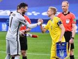 Зинченко — самый молодой капитан сборной Украины в официальных матчах