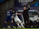 Лига чемпионов. «Реал» — «Челси» — 1:1, после матча. Зидан: «Челси» не зря играет в полуфинале»