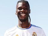 Камавинга забил первый гол за «Реал» через 6 минут после дебюта
