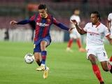 В стане соперника. «Барселона» теряет очки в домашнем матче с «Севильей»