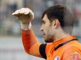 Дмитрий Безотосный: «В Азербайджане ветер был такой силы, что я мяч не мог выбить за пределы своей штрафной»