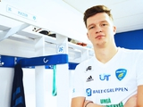 Воспитанник киевского «Динамо» находится на просмотре в «Ягеллонии»