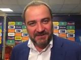 Павелко назвал «фейком» организованное им «турне» Кубка Чемпионов по Украине