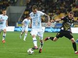 Почти единогласно! Болельщики назвали Гармаша лучшим игроком матча «Рух» — «Динамо»