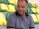 Юрий Вернидуб: «Понимаю, что меня не будут приглашать суперклубы, но надеюсь, что с зимы начну работу»