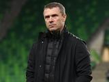 Сергей Ребров: «Могли и победить «Динамо», и уступить с крупным счетом. Но, если кто-то думал, что у нас — слабая команда...»