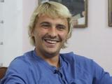 Кафельников — Калиниченко: «Дух Лобановского в украинском футболе живет до сих пор. Не так ли, Макс?»