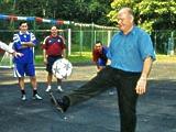 Геннадий Зюганов: «Объединяться надо во всех областях, в том числе и в футболе»