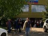 Про руцке паспорта у Луганську.