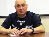 Официально — Юрий Мороз главный тренер «Черноморца»